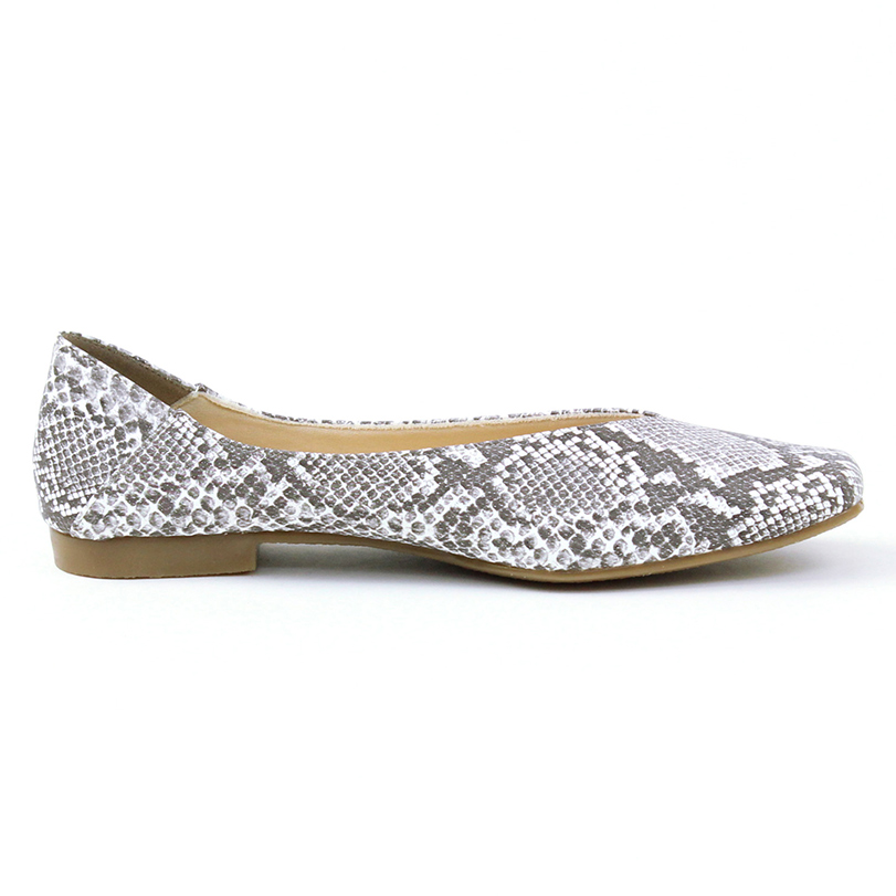 Square Vcut Pumps [No.278]