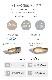 Square Suede Pumps [No.7501-19aw]