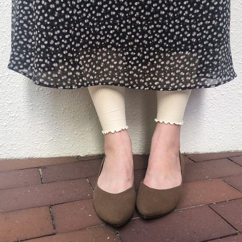 Almond toe Pumps [No.50-19aw]