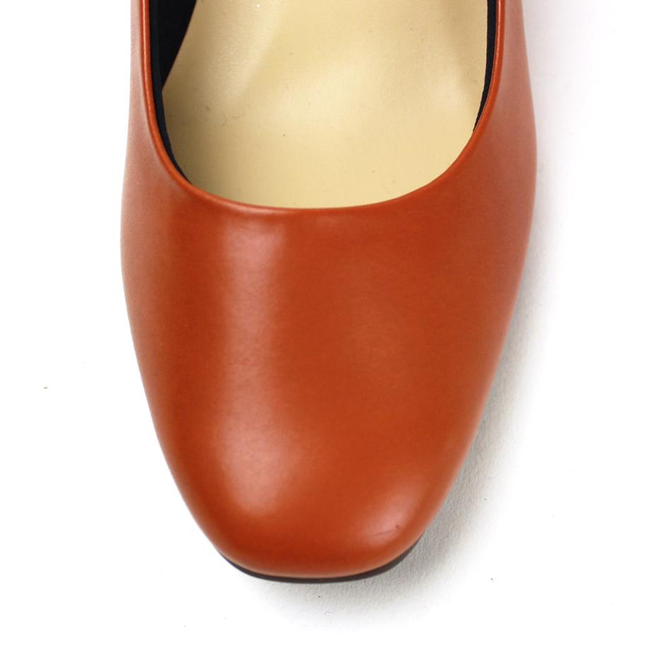 Square toe Pumps [No.10-19aw]