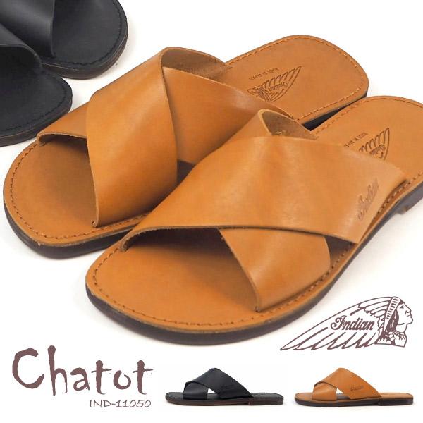 Indian インディアン サンダル Chatot チャトト IND-11050 メンズ  [ind11050]