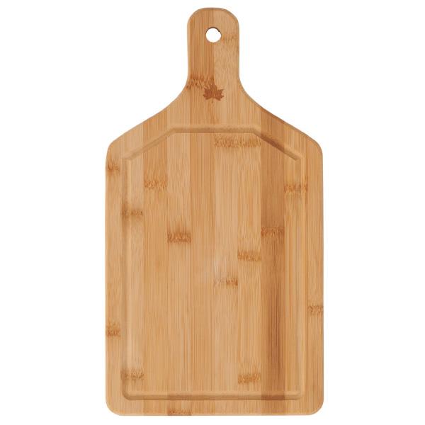 LOGOS ロゴス カッティングボード Bamboo 柄付きまな板 81280007 アウトドア用品  [lgs81280007]
