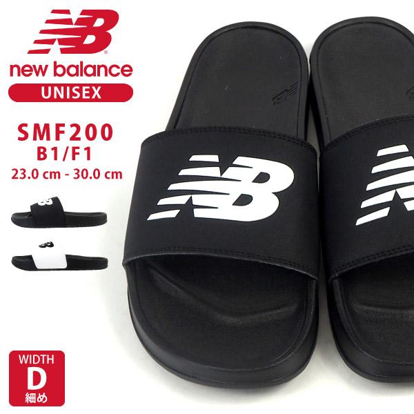 ニューバランス newbalance サンダル SMF200 B1/F1 メンズ レディース  [nbsmf200b]