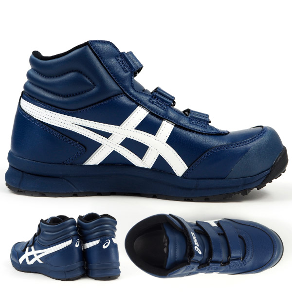 アシックス asics 安全作業靴 プロテクティブスニーカー WINJOB ウィンジョブ CP302 FCP302 メンズ レディース  [winjobcp302]