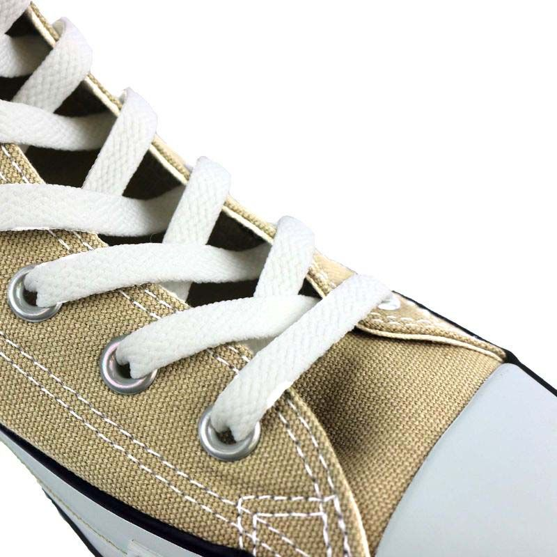 送料無料!☆コンバース converse スニーカー レディース 1CL128 32664389 オールスター カラーズ ハイカット CANAVS ALL STAR COLORS HI ベージュ BEIGE 22.5cm~26cm 靴 シューズ