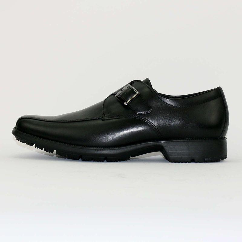 送料無料!☆texcy luxe テクシーリュクス TU-7772 ブラック 24.5〜28cm 革靴 ビジネスシューズ メンズ 幅広 軽量 紳士靴 アシックス商事 冠婚葬祭