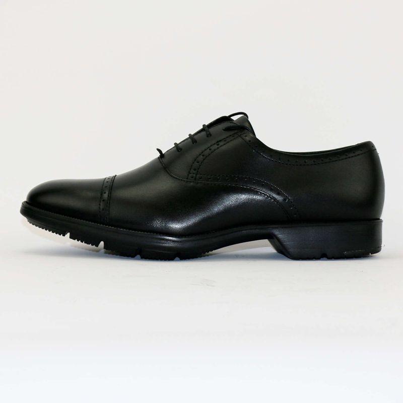 送料無料!☆texcy luxe テクシーリュクス TU-7774 ブラック 24.5〜28cm 革靴 ビジネスシューズ メンズ 幅広 軽量 紳士靴 アシックス商事 冠婚葬祭