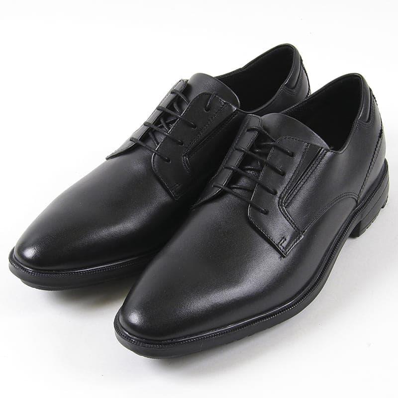 送料無料!☆テクシーリュクス texcy luxe ビジネス メンズ TU-7782 TU7782 ブラック BLACK 24.5〜27,28cm 革靴 ビジネスシューズ 幅広 軽量 紳士靴 アシックス商事 冠婚葬祭