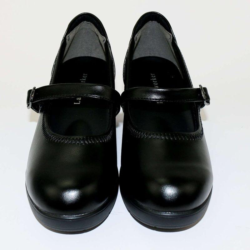 送料無料!☆レディーワーカー Lady worker パンプス レディース LO-15360 ブラック BLACK 22.5~24.5 レディス オフィス