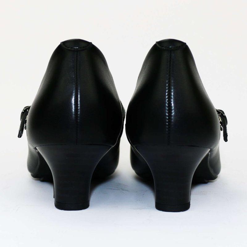 ☆レディーワーカー Lady worker パンプス レディース LO-17070 ブラック BLACK 22.5~24.5 レディス オフィス