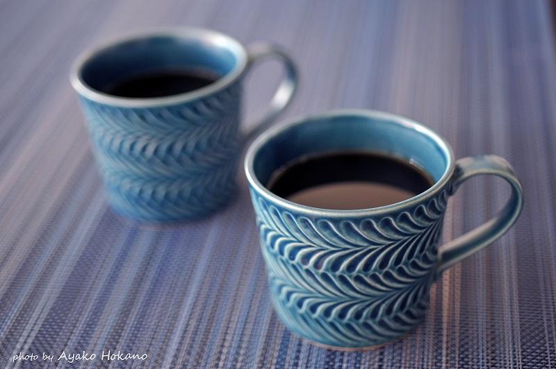ローズマリー マグカップ デニム
