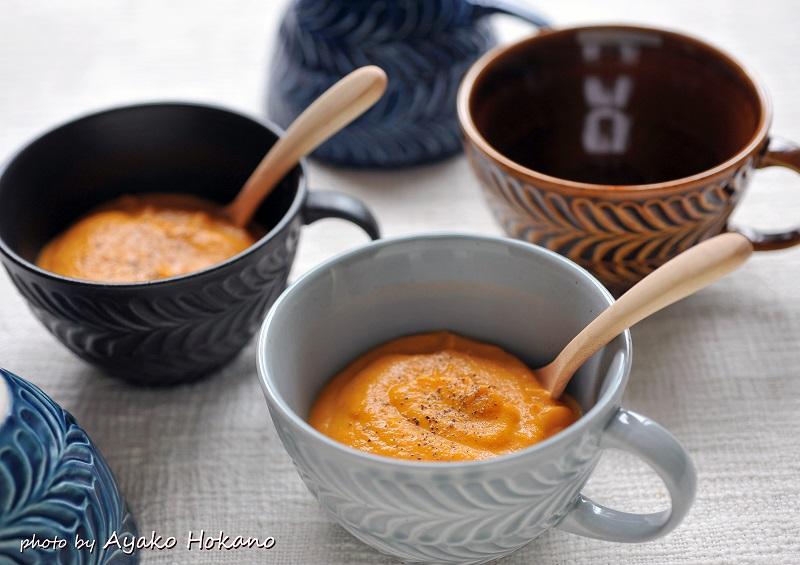 ローズマリー スープカップ デニム