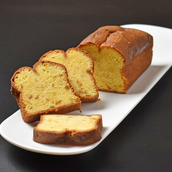 古座川 の柚子を使ったパウンドケーキ 15�