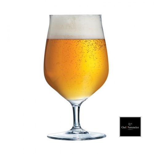 【ビアグラス】【シェフ&ソムリエ シークエンス ビール37 370cc】