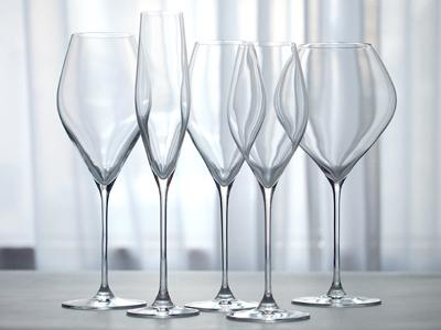 木村硝子店|  ツル 15ozワイン |スロヴァキア製
