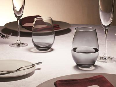 東洋佐々木ガラス | T-24104HS-CUG  ウォーターバリエーション  |  12タンブラー(ブルー) (6個入)