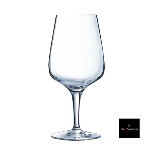 【ワイングラス】 【シェフ&ソムリエ シュープリーム マルチパーパス35 350cc】