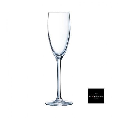 【シャンパングラス】 【シェフ&ソムリエ カベルネ フルート160 (160cc)】