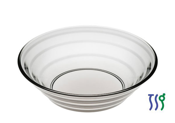 東洋佐々木ガラス | ボール | ルラック ボウル (シルバーグレー) P-53305SS-JAN (2個入)
