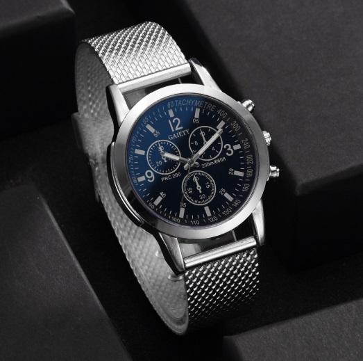 新品 デュアル クロノグラフ GAIETY 腕時計メンズ ラグジュアリー