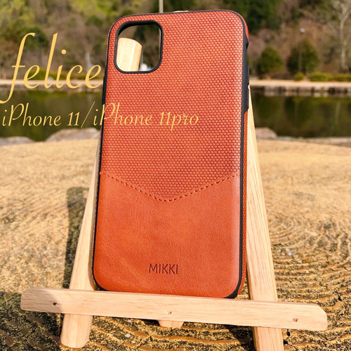 【新作】 iphone11/11pro PUレザー スマホケース フィルム付き