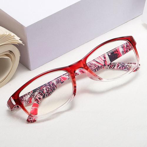 2【新品】老眼鏡 お洒落 メガネ シニアグラス レディース 2.0 2.5
