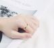 ☆即日発送☆シルバー☆ ペアリング☆指輪 フリーサイズ