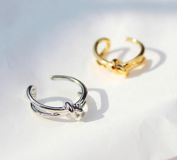 ☆即日発送☆2個セット 指輪☆ペアリング フリーサイズ