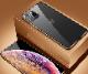 【カメラフィルム ガラスフィルム付き】iphone7/11/pro スマホケース