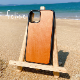 【新作】iphone11/proケース 天然木彫刻☆ガラス&カメラフィルム付き