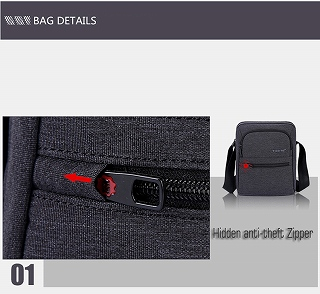 新デザイン Tigernu  バッグ ショルダーバッグ 有名ブランドデザイン 防滴 高品質 ブランドバッグ <海外お取寄品>