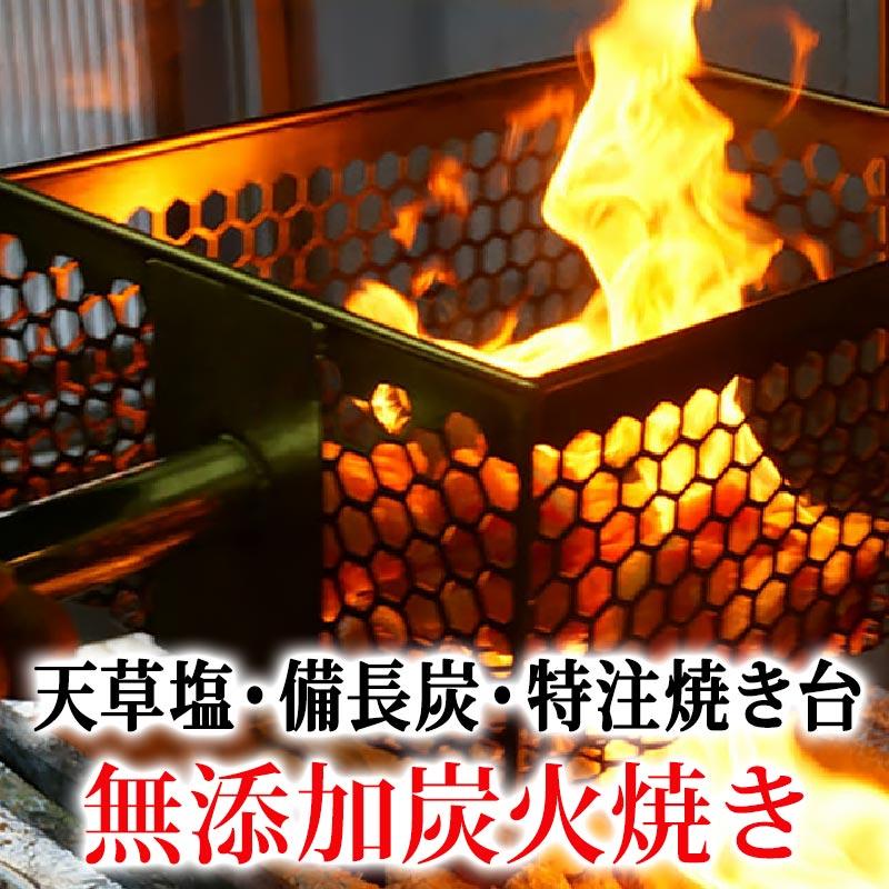 幻の地鶏「天草大王」炭火焼 3袋