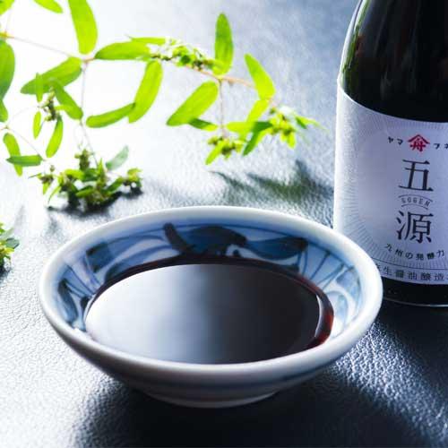 【九州の発酵力】麻生醤油 五源醤油 180ml