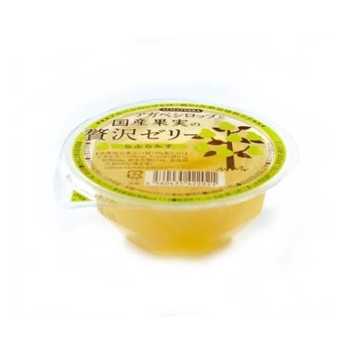 【4月〜数量限定】アルマテラ アガベシロップと国産果実の贅沢ゼリー らふらんす 145g