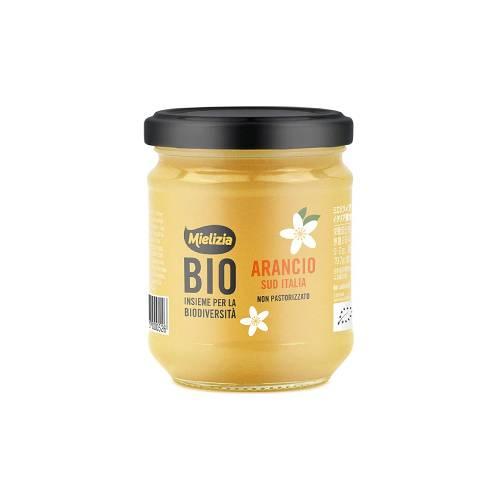 【5%OFF】ミエリツィア オレンジの有機ハチミツ 250g