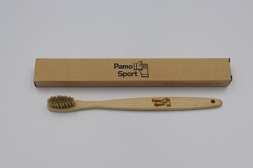 パモ 「pamo×jazzy sport」 pamo sport ブラシ
