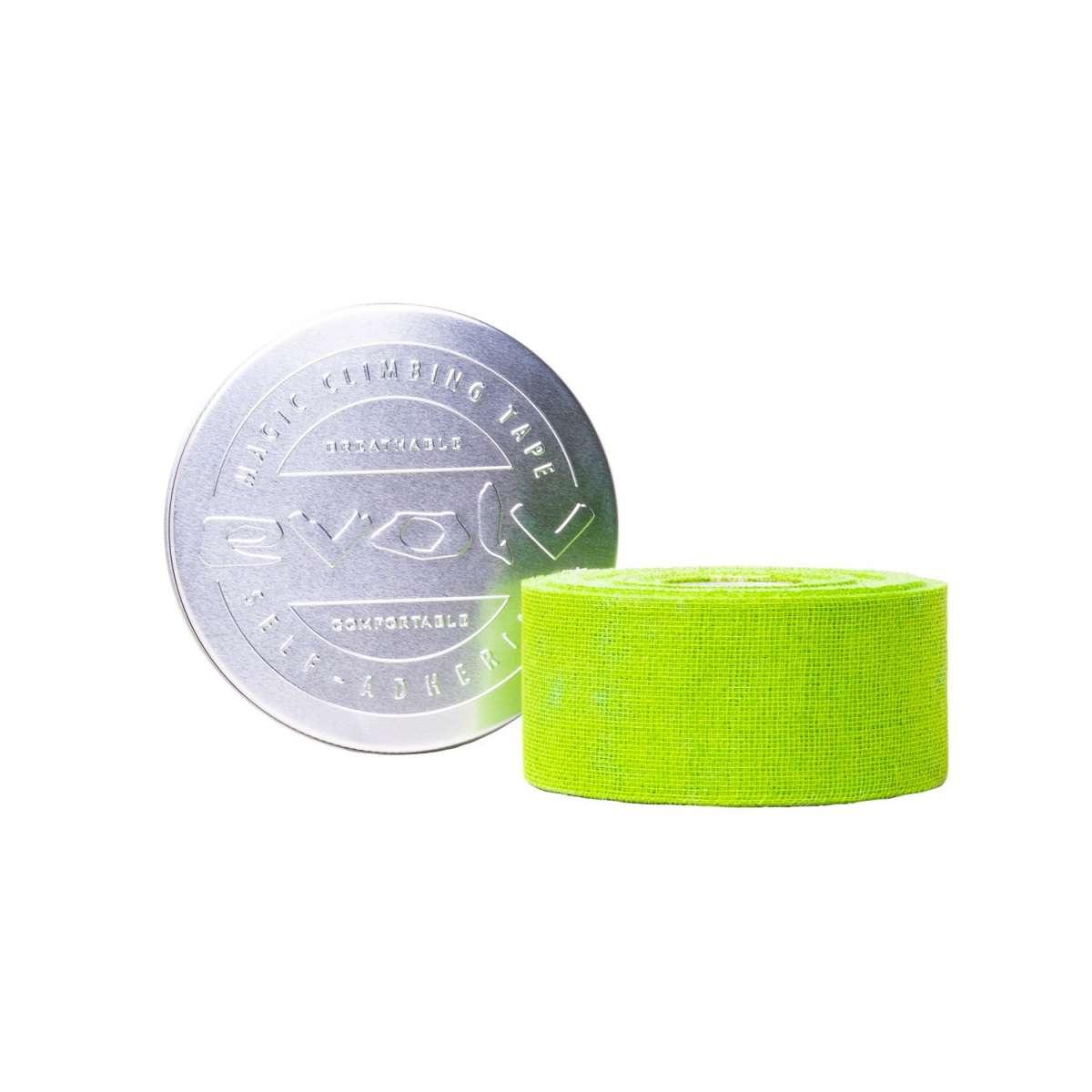 イボルブマジックハンドテープ 1巻きアルミ缶入り 38mm×27m