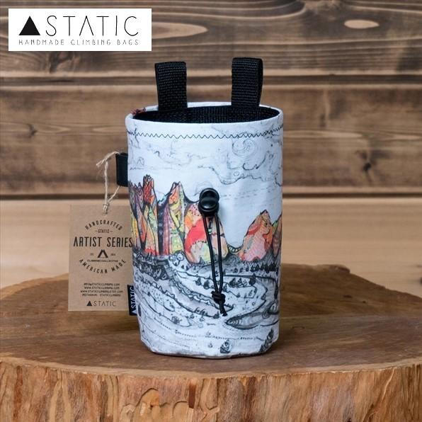 STATIC / アーティストシリーズ チョークバック / スミスロック
