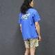 ベースキャンプ Base Camp Designers Tシャツ ブルー