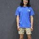 ベースキャンプ Base Camp Designers T ブルー