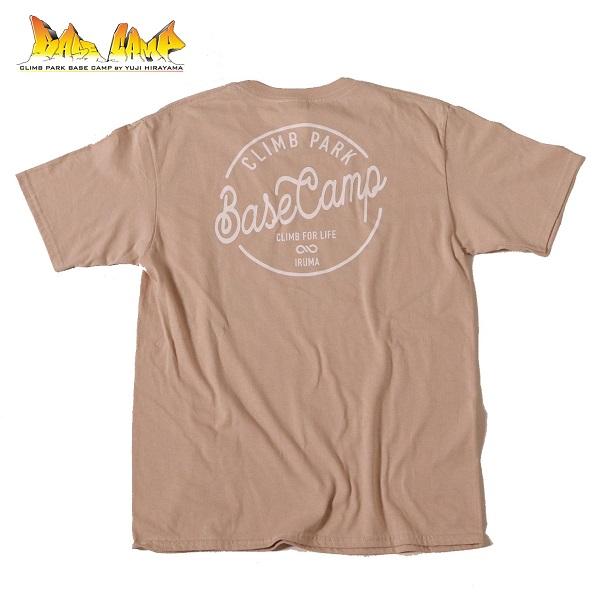 ベースキャンプ Base Camp Designers T ベージュ