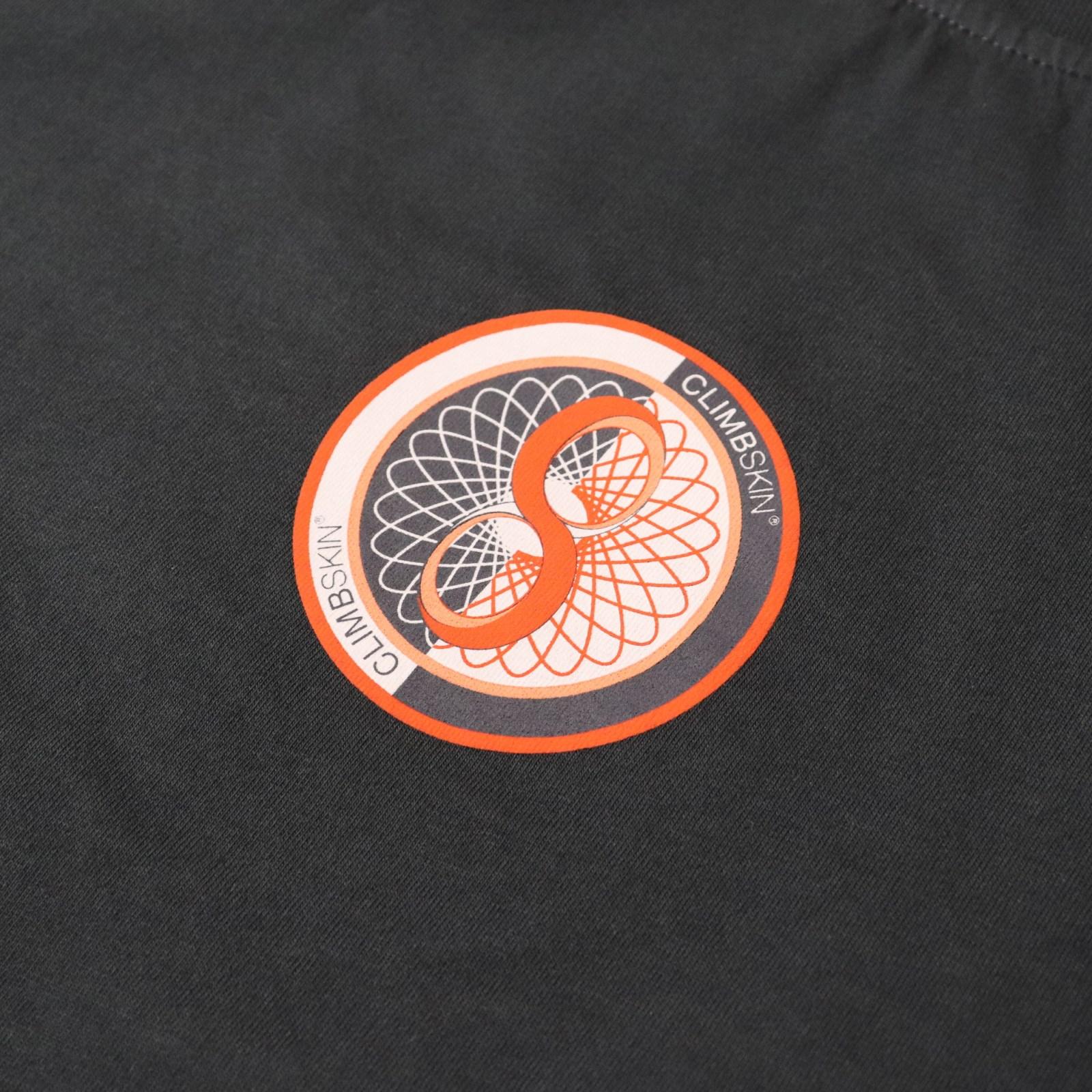 CLIMB SKIN クライムスキン ロゴTシャツ
