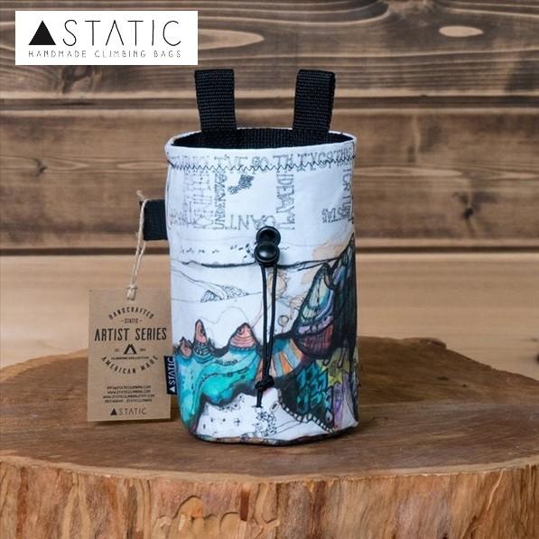 STATIC / アーティストシリーズ チョークバック / MT.ウォンディントン