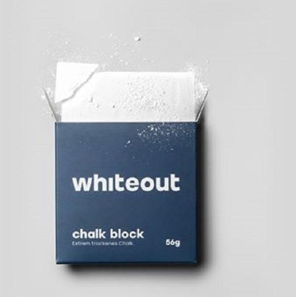 whiteout ホワイトアウト ブロック 56g