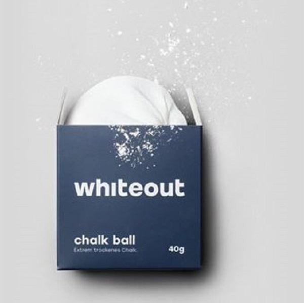 whiteout ホワイトアウト ボール 40g