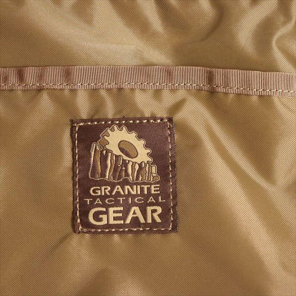 GRANITE GEAR グラナイトギア タクティカルサチェル コヨーテ