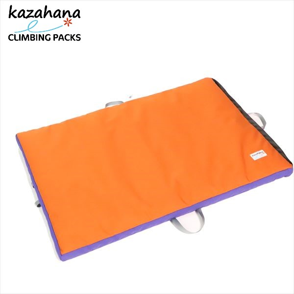 kazahana カザハナ エリア51パッド ORANGE/IRIS  「店頭受取ポイントUP商品」ポイント700Pプレゼント