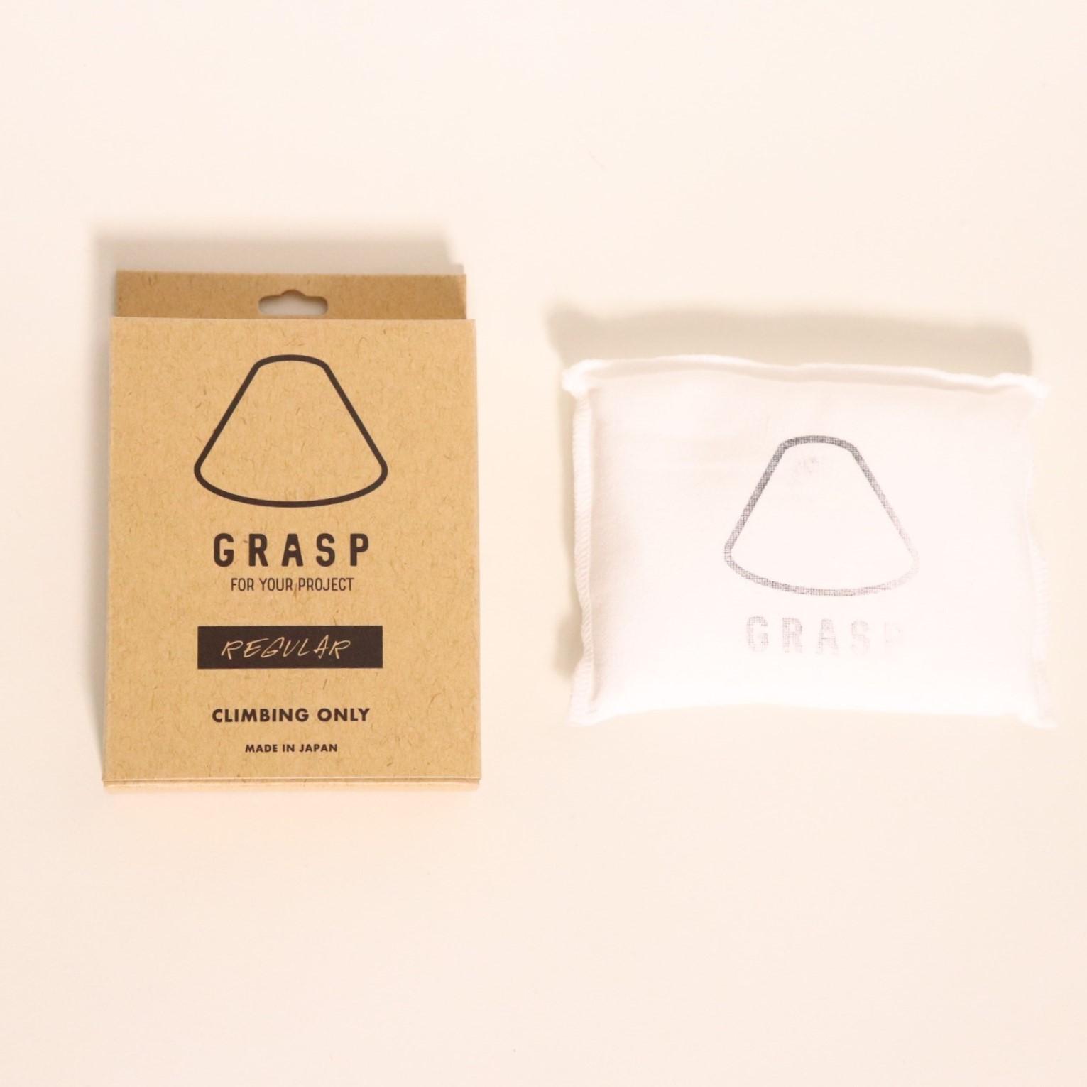 GRASP グラスプ クライミングチョークパック レギュラー