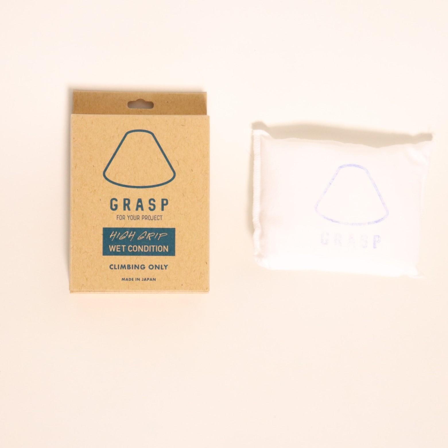 GRASP グラスプ クライミングチョークパック ウェットコンディション