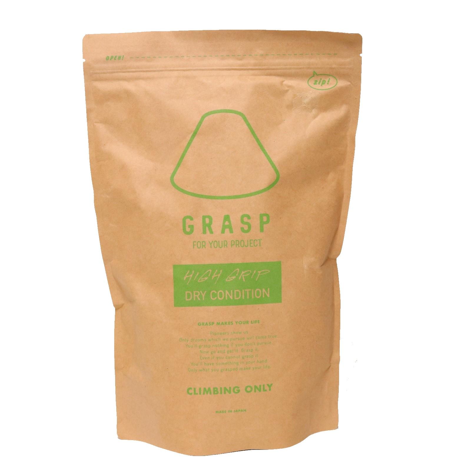 GRASP グラスプ ドライコンディション